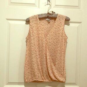 Pretty Loft sleeveless top